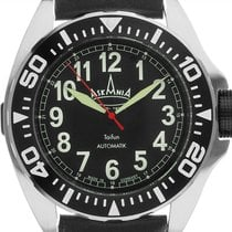 Askania Steel 48mm Automatic TAI-5000 new