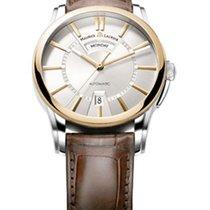 Maurice Lacroix Pontos Day Date PT6158-PS101-13E-2 Maurice La Croix Automatic 40mm 2010 nuevo