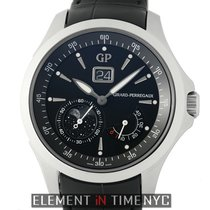 Girard Perregaux Traveller  Large Date Moonphase Power Reserve...