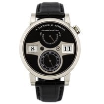 A. Lange & Söhne White gold 41.9mm Manual winding 140.029 new