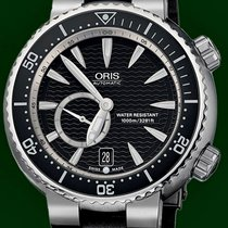 Oris Divers Small Second 47mm Titanium Box&Papers