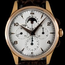 Universal Genève Rose gold 36.5mm Manual winding 12284 pre-owned