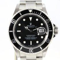 Rolex Submariner Date 16610 NOS B & P