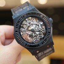 Hublot Classic Fusion 45, 42, 38, 33 mm Ceramic 45mm Transparent UAE, Gold and Diamond Park Bldg 5 Shop 6 Dubai