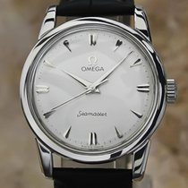 Omega Seamaster Mens 34mm Swiss Made Vintage 1960s Manual cal...