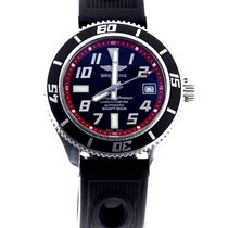 Breitling SuperOcean Abyss 42 Black & Red
