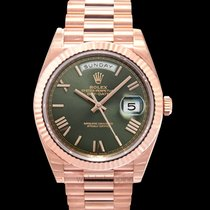 Rolex Day-Date 40 new Automatic Watch with original box and original papers 228235