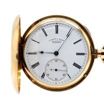A. Lange & Söhne Yellow gold Manual winding pre-owned