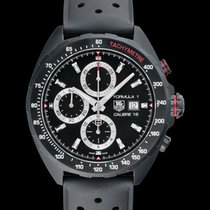 TAG Heuer Formula 1 Calibre 16 Titanium 44mm Black United States of America, California, San Mateo