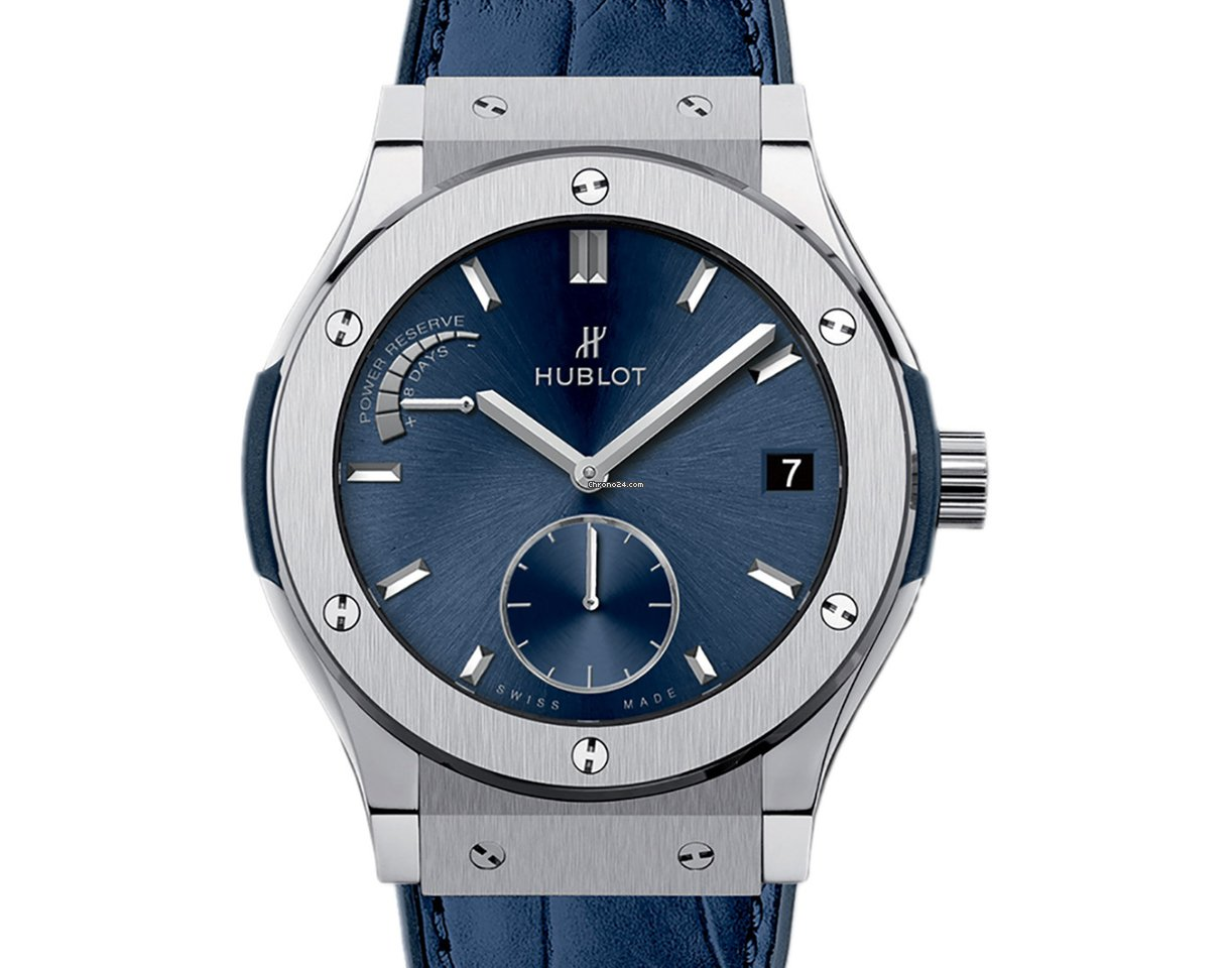 Hublot Classic Fusion Blue - all prices for Hublot Classic Fusion Blue  watches on Chrono24 49528c12e3