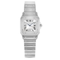 Cartier Santos Galbée new Quartz Watch only W20060D6