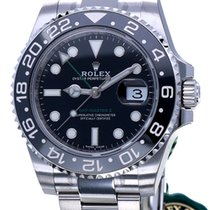 Rolex Oyster GMT Master II Steel 40 mm (Full Set 2018) NEW