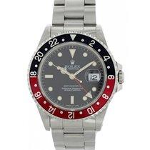 Rolex Oyster Perpetual Date GMT Master II 16710 Coke Bezel...