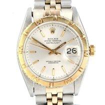 Rolex 6309 Gold/Stahl 1962 Datejust Turn-O-Graph 36mm gebraucht