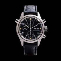 IWC Pilot Double Chronograph IW3713 (RO 3976) pre-owned