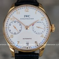 IWC pre-owned Portuguese Automatic