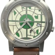 Itay Noy Steel 42.4mm Automatic pre-owned