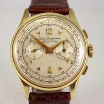 Jules Jürgensen Yellow gold 34mm Manual winding pre-owned