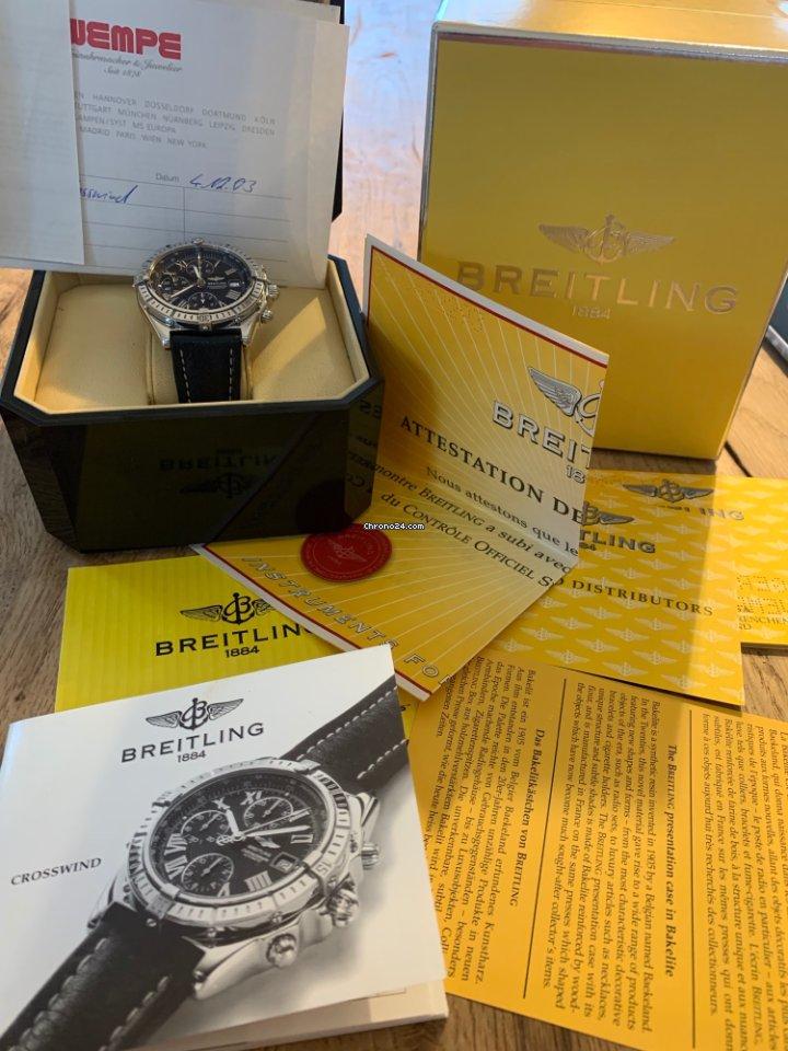 Breitling Crosswind A13055  ffaf235f79