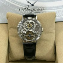 Breguet 35mm Manual winding 2010 pre-owned Classique Complications Silver