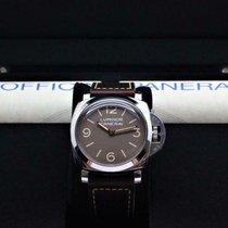 9eff10622cb40 Panerai Luminor 1950 3 Day Special Edition Brown 47mm Ref.