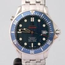 Omega 2531.80 Acero 2003 Seamaster Diver 300 M 41mm usados