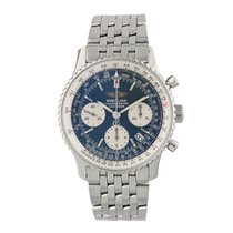 6c97880aa404 Breitling A23322 Steel 2010 Navitimer 41.6mm pre-owned United States of  America