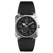 Bell & Ross BR 03-97 Réserve de Marche Steel 42mm Black United States of America, Florida, Miami