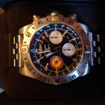 Breitling Chronomat 44 GMT Steel 44mm Black No numerals United States of America, Georgia, Fayetteville
