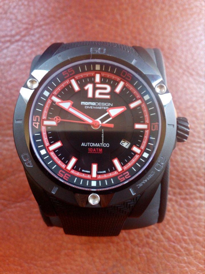 5c2344f2dd65 Precios de relojes Momo Design