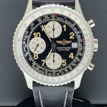Breitling Old Navitimer Steel 41.5mm Black United States of America, New York, New York
