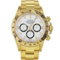 Rolex 16528 Yellow gold 1995 Daytona 40mm pre-owned United States of America, Maryland, Baltimore, MD