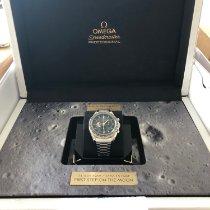 Omega 310.20.42.50.01.001 Steel 2019 Speedmaster Professional Moonwatch 42mm new