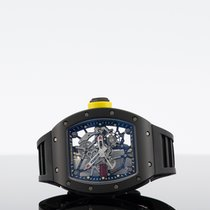 Richard Mille Titanium 48mm Manual winding RM035 new