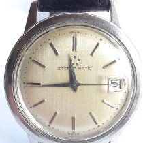 Eterna 35mm Remontage automatique 4446083 occasion Belgique, Waudrez