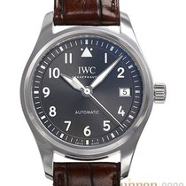 IWC Pilot's Watch Automatic 36 Otel 36mm Gri Arabic