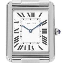 Cartier Zeljezo 27mm Kvarc W5200014 3169 rabljen