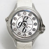 Fendi Steel Quartz 34mm pre-owned