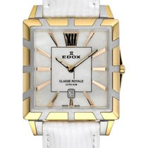 Edox Classe Royale 32mm Mother of pearl