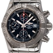Breitling Avenger II Steel 43mm Black United States of America, Texas, Austin