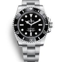 Rolex Submariner (No Date) 114060 2020 new