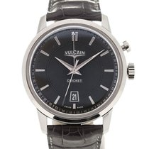 Vulcain 50s Presidents' Watch 42 Greystone