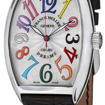 Franck Muller Color Dreams Steel Silver United States of America, New York, Brooklyn