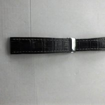 Breitling Croco strap 24/20 with clasp-genuine