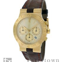 394b73885e9 Bulgari Diagono Yellow gold - all prices for Bulgari Diagono Yellow ...