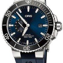 Oris Men's 743 7733 4135-07 4 24 65EB Aquis Watch