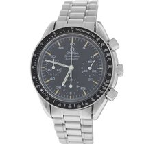 Omega Mens Speedmaster 175.0032.1 Steel Chronograph 39MM