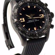 Breitling Chronospace Military M7836622/BD39 - Black Steel w....