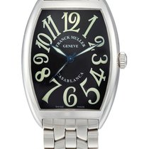 Franck Muller , Stainless Steel Automatic Wristwatch With...