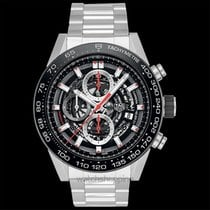 TAG Heuer Carrera Calibre HEUER 01 Ceramic 45.00mm Transparent United States of America, California, San Mateo